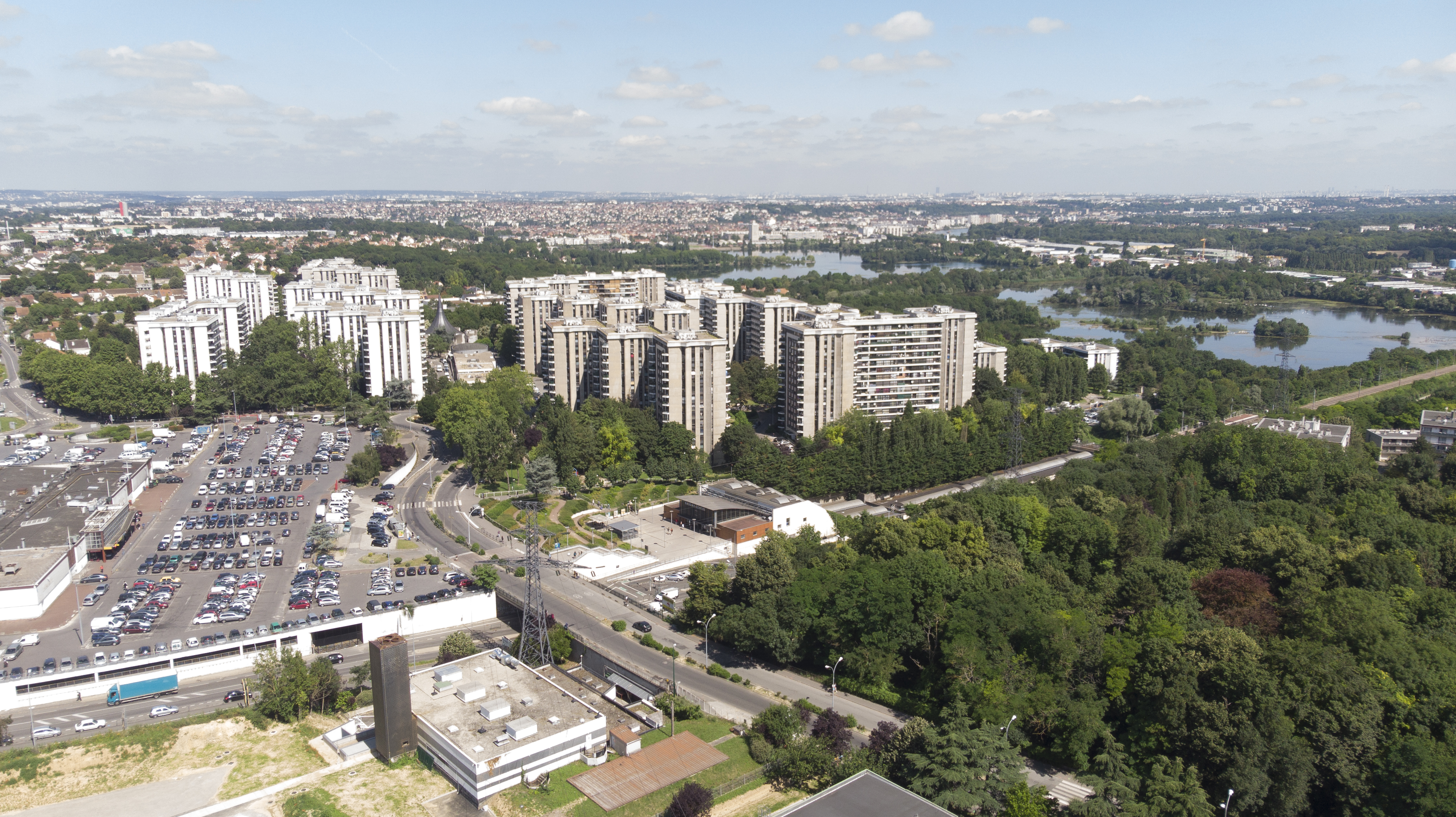 Grigny 2 DJI_0203 -®Thierry Beaucap